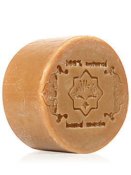 "Aleppo extra soap ""Goat milk"" — for delicate, sensitive skin and makeup removal"