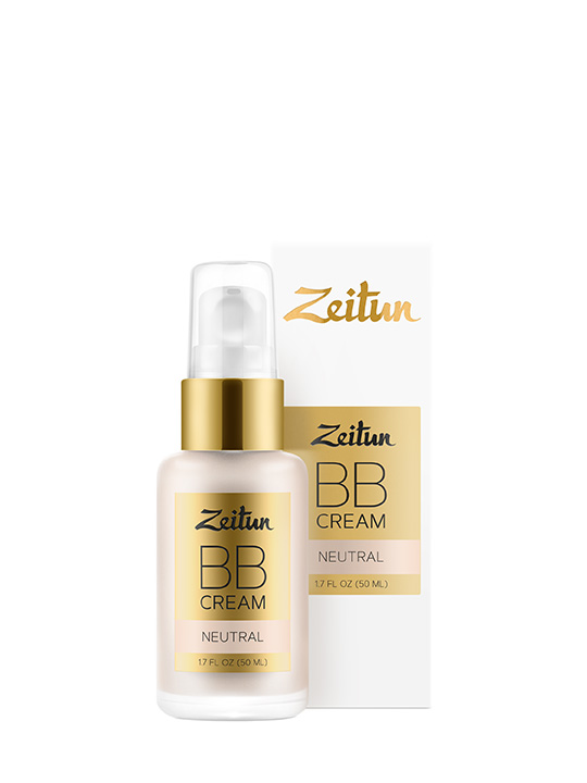 Natural BB cream №2 – Medium Beige
