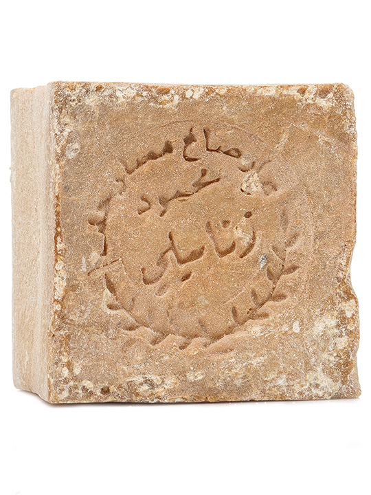 "Aleppo premium olive & laurel soap ""Traditional"" — superior quality"