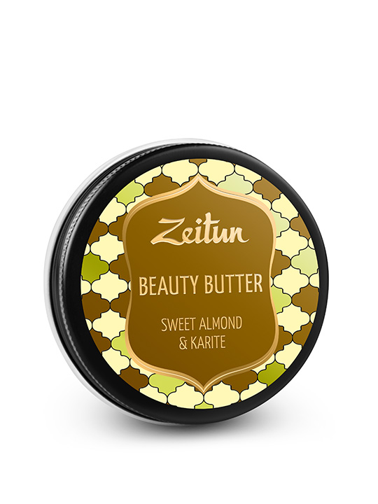 "Beauty Butter ""Sweet almond & karite"""