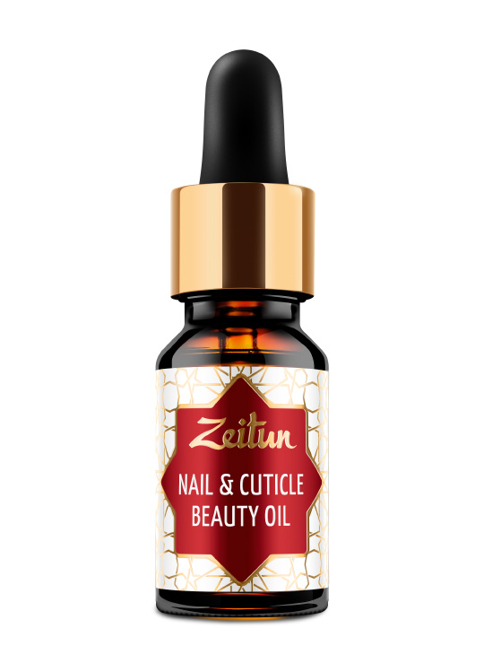 Nail & Cuticle Beauty Oil