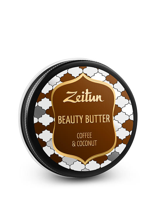 "Beauty Butter ""Coffee & coconut"""
