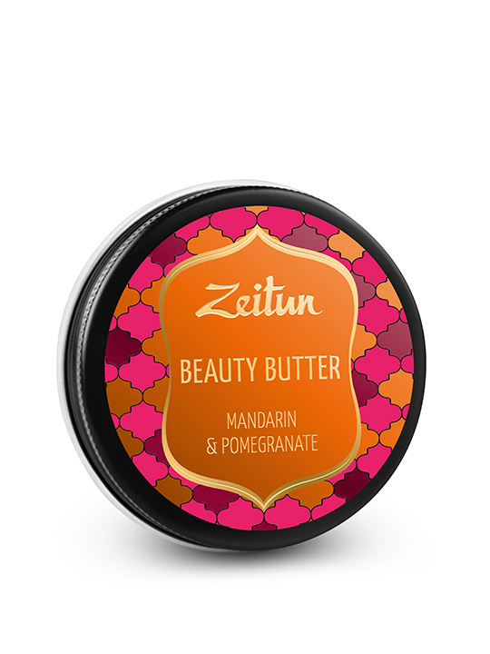 "Beauty Butter ""Mandarin & pomegranate"""