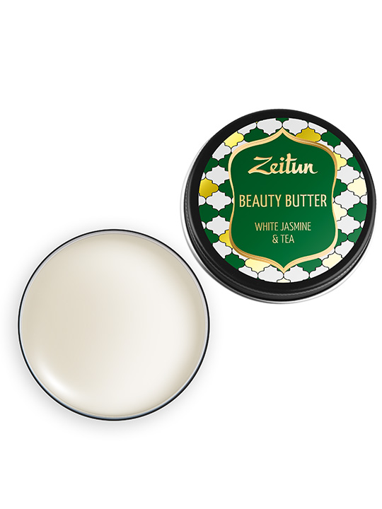 "Beauty Butter ""White jasmine & tea"""